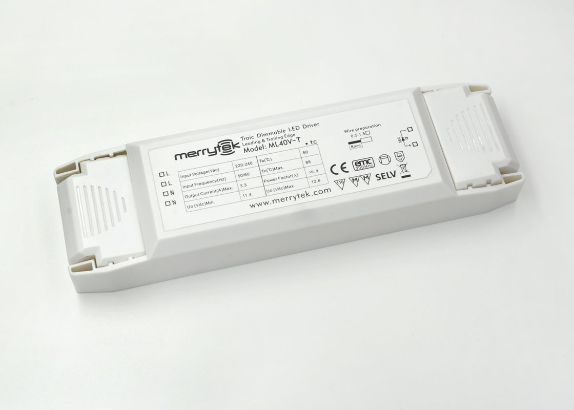 Triac  Dimmable LED Driver 12V 40w
